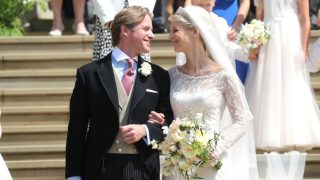 Lady Gabriella Windsor y Thomas Kingston, como marido y mujer / Gtres.
