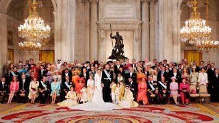 GALERÍA: Los invitados que sucumbieron a la maldición de la boda de Felipe y Letizia / Gtres