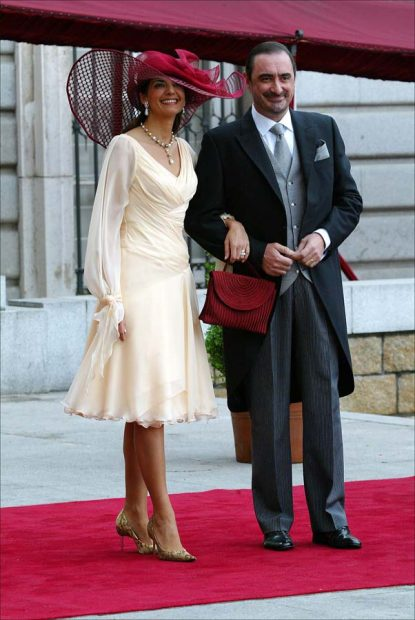 Invitados boda reyes Felipe y Letizia