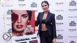 Cristina Pedroche da las claves de su línea de maquillaje vegano y sus secretos beauty / Gtres