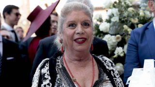 Maria Jiménez continúa hospitalizada en estado grave/ Gtres