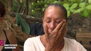 Isabel Pantoja estuvo a punto de abandonar 'Supervivientes'./Mediaset