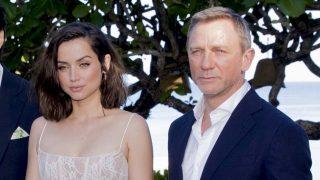 Todo preparado para las primeras escenas sexuales de Ana de Armas como chica Bond/ Gtres