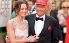 Niki Lauda y Birgit Wetzinger