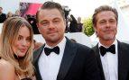 Cannes Brad Pitt, DiCaprio y Margot Robbie
