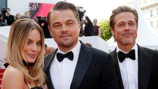 GALERÍA: Brad Pitt, DiCaprio y Margot Robbie, trío de ases en una alfombra de estrellas en Cannes / Gtres