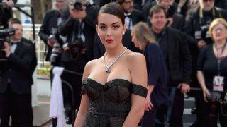 Georgina Rodríguez, en el Festival de Cannes 2019 / Gtres