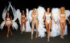 Hermanas Kardashian maniquíes de escaparate