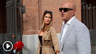 Kiko Matamoros con su novia, Marta / Gtres
