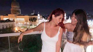 Aneth e Isa Pantoja, en una foto juntas / @Anethstyle