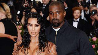 Kim Kardashian y Kanye West, todo originalidad para elegir el nombre de sus hijos / Gtres