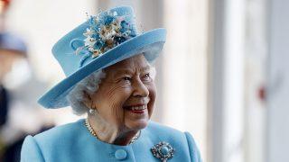 La reina Isabel II este jueves /Gtres