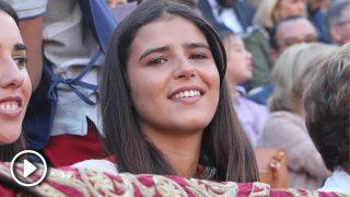 Cayetana Rivera, en Las Ventas / Gtres