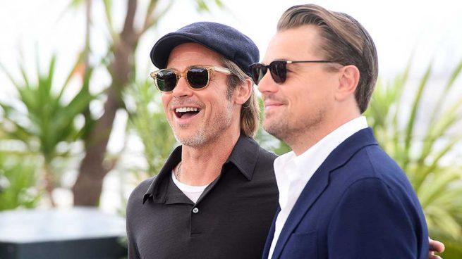 VER GALERÍA: Así han cambiado Brad Pitt y Leonardo DiCaprio