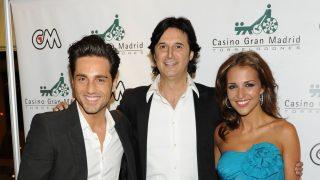 David Bustamante, Paula Echevarría y Poty Castillo / Gtres.