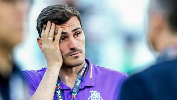 El último clavo ardiendo al que se agarra Iker Casillas