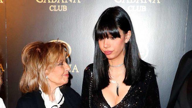 Alejandra Rubio y María Teresa Campos