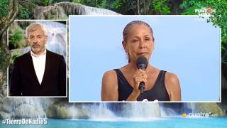 Isabel Pantoja ha vuelto a amenazar con abandonar el reality./Mediaset