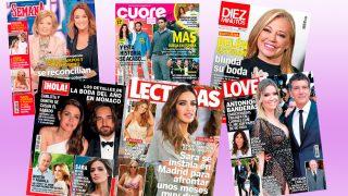 Estas son las revistas del quiosco de este miércoles 29 de mayo / Fotomontaje Look