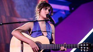 Amaia Romero se la juega en su peculiar debut musical / Gtres