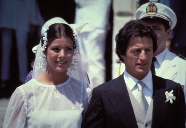 Carolina y Carlota de Mónaco: las historias de amor de las 'novias de Europa'