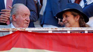 El rey Juan Carlos, más activo que nunca tras su retirada / Gtres