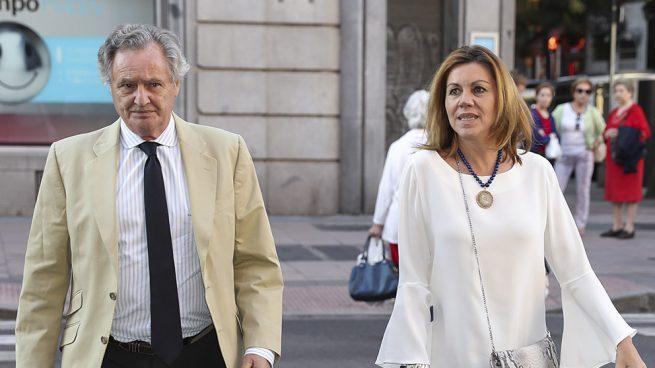 Fernando Domecq María Dolores De Cospedal Y Otros Rostros Conocidos