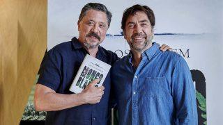 Javier Bardem y Carlos Bardem durante la première de 'Mongo Blanco /Gtres