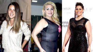 Laura Matamoros, Rosa López y Raquel Mosquera juntas en un reality/ Gtres