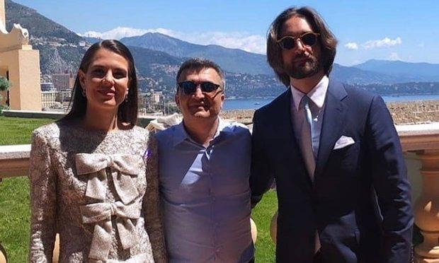 Carlota Casiraghi y Dimitri Rassam / INSTAGRAM