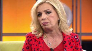 Carmen Borrego, en su intervención en 'Viva la Vida' / Telecinco.