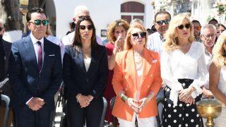 La misa en homenaje a Rocío Jurado / Gtres.