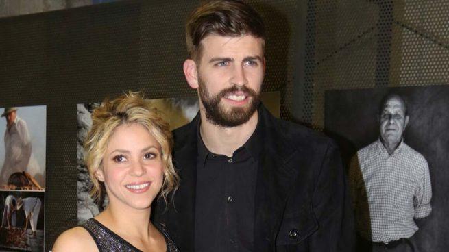 Shakira y Gerard Piqué en una imagen