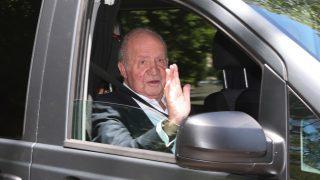 Juan Carlos, la comida antes de su despedida / Gtres.