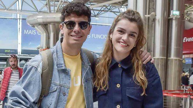 Alfred y Amaia en una imagen de archivo