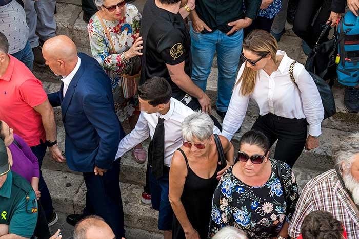 Reyes funeral