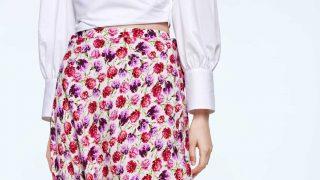 Anita Matamoros y Alba Han protagonizado un look gemelo gracias a una falda de Zara / Zara