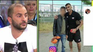 Antonio Tejado está muy triste tras la pérdida de su gran amigo, Reyes /Telecinco