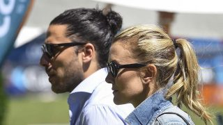 Carlos Torretta y Marta Ortega en una imagen de archivo /Gtres
