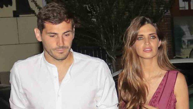 Sara Carbonero e Iker Casillas en una imagen de archivo