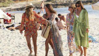Laura Matamoros y María Pombo junto a más influencers en Ibiza /Gtres