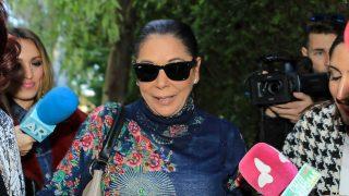 Isabel Pantoja en una imagen de archivo / Gtres