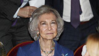 La reina doña Sofía ha retomado su agenda  / Gtres