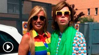 Ágatha Ruiz de la Prada no estará en la boda de Belén Esteban / Instagram