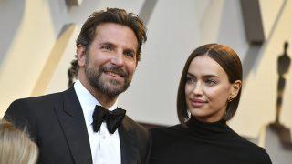 Bradley Cooper e Irina Shayk, en la pasada gala de los Oscar / Gtres.