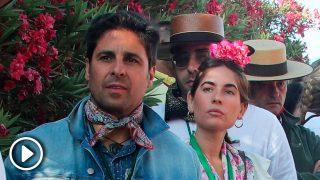 Francisco Rivera y Lourdes Montes están disfrutando de El Rocío / Gtres