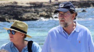 Las imágenes de Mariano Rajoy en Formentera / Gtres.