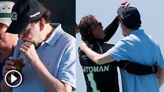 Diversión en el yate con Mojito Man: las imágenes inéditas del nuevo Rajoy / Gtres