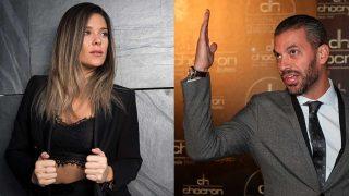 Lorena Gómez y René Ramos, en fotomontaje / Gtres
