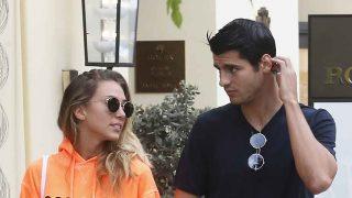 Álvaro Morata y Alice Campello están en Ibiza /Gtres